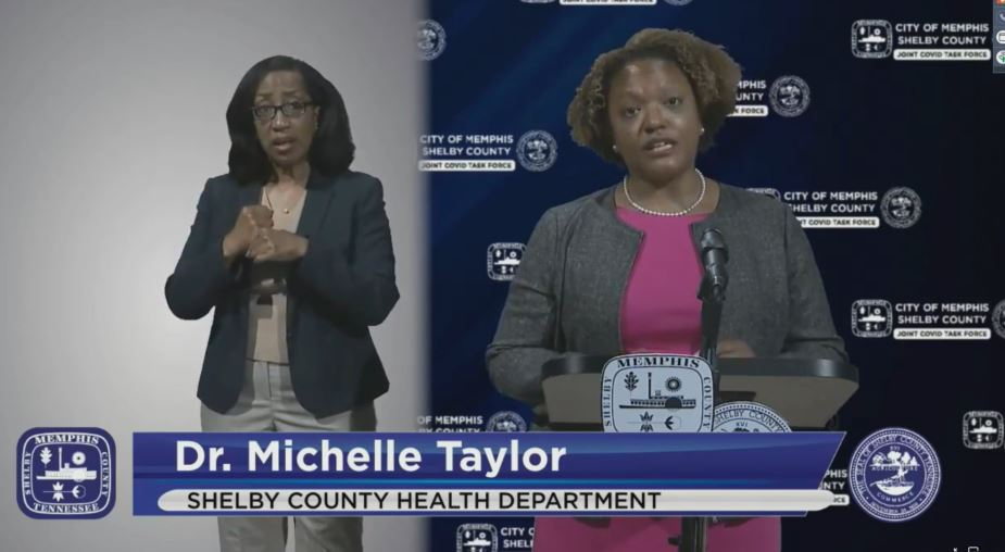 Shelby County leaders present COVID update as cases spike to 623