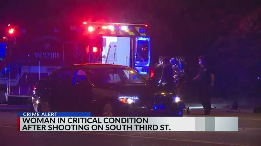 Man on run after Third Street shooting