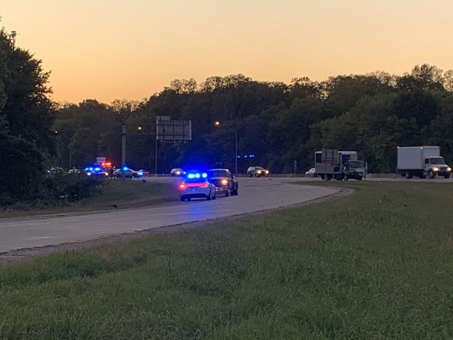 Man injured in I-40 shooting